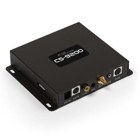 Навигационная система для Toyota Touch&Go на базе CS9200 Car Solutions Edition
