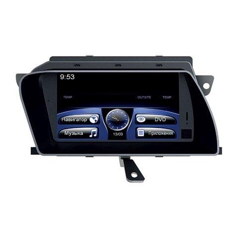 Штатное головное устройство для Lexus RX270 FFA080