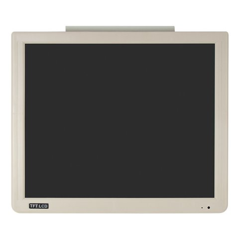 "17"" Flip Down Roof Monitor for Buses"