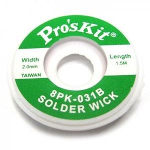Desoldering Wick Pro'sKit 8PK-031B