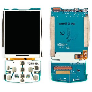LCD for Samsung E251 Cell Phone, (with board)