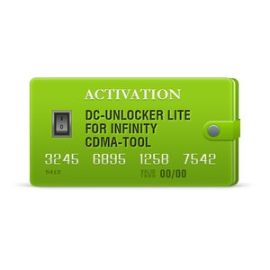 DC-Unlocker Lite Activation for Infinity CDMA-Tool