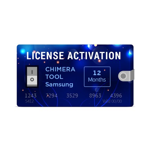 Chimera Tool Samsung License Activation