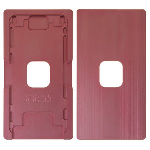 LCD Module Mould for Apple iPhone 6 Plus, iPhone 6S Plus Cell Phones, (aluminum,  to glue glass in a frame)
