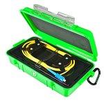 Bobina de compensación con cable para reflectómetro (OTDR)  ORIENTEK FL-OTDR-BOX-SM20