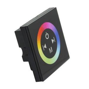 Контроллер c тачпанелью HTL-011 (RGB, 5050, 3528, 144 Вт)