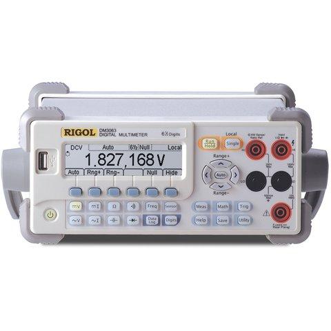 Прецизійний мультиметр Rigol DM3064