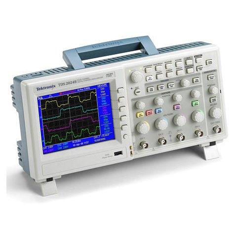 Цифровий осцилограф Tektronix TDS2024B