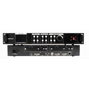 Відеопроцесор для LED-екрана Huidu HDP501 (3840×600)