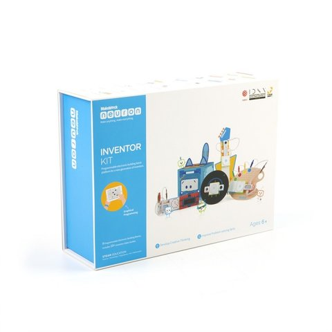 STEAM-набір електронних блоків Makeblock Neuron Inventor Kit - /*Photo|product*/