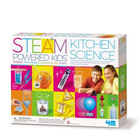 STEAM-набір 4M Наукова кухня