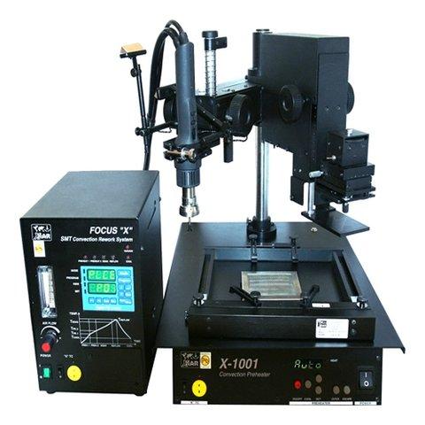 BOKAR X FineRework SP2 AL IL; SMT Rework System