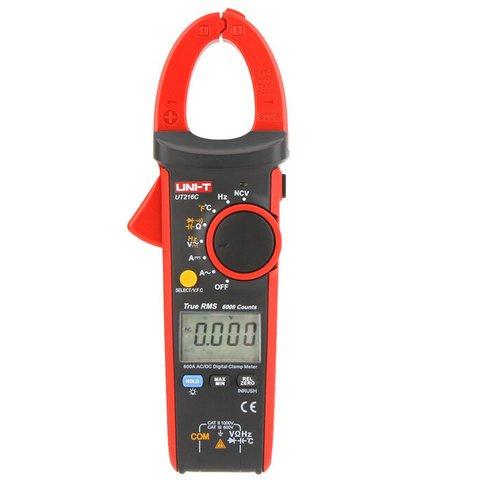 Digital Clamp Meter UNI T UT216C