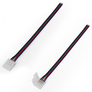 Cable de 4 pines para interconectar tiras LED RGB SMD 5050,  WS2813