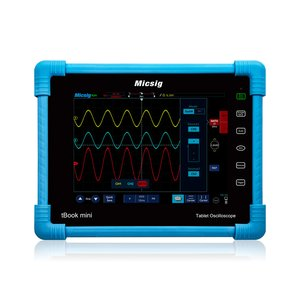 Tablet Digital Oscilloscope Micsig TO1102
