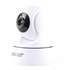 Cámara IP inalámbrica HW0036 (720p, 1 MP)