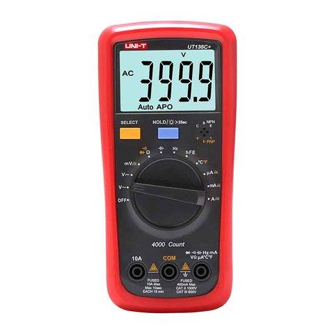 Digital Multimeter UNI T UT136C+